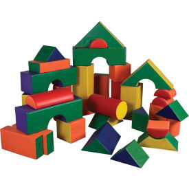 ECR4Kids® SoftZone™ 35 Pc. Jumbo Soft Blocks