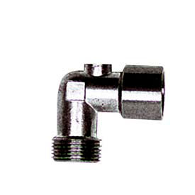 """Embassy 3/4"""" Brass sweat to Pex Adapter 12147377, w/ 1/8"""" air vent tap"""