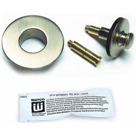 Watco 48600-BN Nufit Push Pull® Tub Closure, Brushed Nickel
