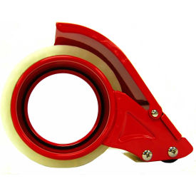 """Red Clam Shell Dispenser 2""""W"""