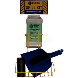 ENPAC® ENSORB® Spill Station - Universal, Up To 1 Gallon Capacity