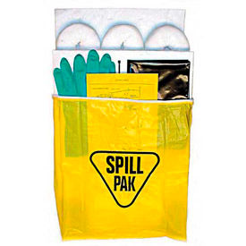 ENPAC® Hand Carried Spill Kit, Aggressive, Up To 6 Gallon Capacity