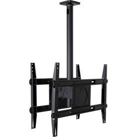 OmniMount Dual TV Ceiling Mount