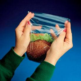 Flip-Top Sandwich Bags Low Density 5.5 x 6.25 1 Mil, Package Count 1,500 by