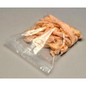 Sandwich Size Reclosable Bag 6 x 6 1.2 Mil, Pkg Qty 1,000