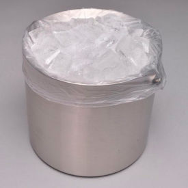 High Density Ice Bucket Liner 0.48 Mil, Package Count 1000 by