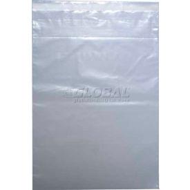 """Tamper Evident Crash Cart/Drug Tray Security Bag, 2 mil, 14"""" x 22"""", Pkg Qty 500"""