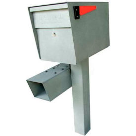 Mail Boss Newspaper Holder Granite