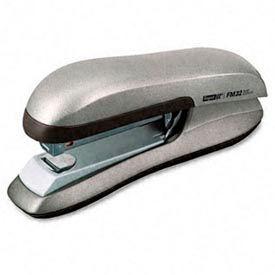Rapid® FM32 Flat Clinch Full Strip Stapler, 30 Sheet Capacity, Titanium
