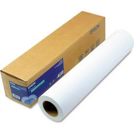 "HP Designjet Inkjet Large Format Paper S041595, 24"" x 100', Matte White, 1 Roll"