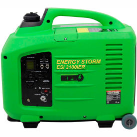 Lifan Power USA ESI-3100iER,3100 Watts,Inverter Generator,Gasoline,Electric/Recoil/Remote Start,120V