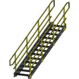 Equipto 1548IBC13 IBC Stairway, 48