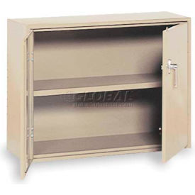 "Equipto® Cabinet For Top Shelf Of Production Booster 1734DI-PY, 30""W, Putty"