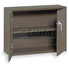 "Equipto Handy Cabinet, 36""W x 13""D x 27""H, Textured Evergreen"