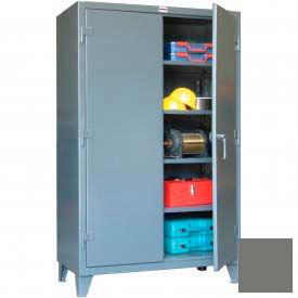 """Equipto Extra Shelf For Heavy Duty Storage Cabinet 60""""W x 24""""D - Dark Grey"""