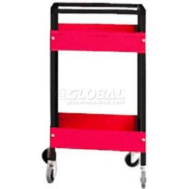 Service Cart w/ Mats, Office Gray