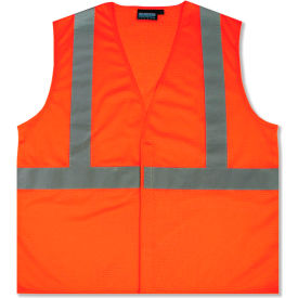 Aware Wear® ANSI Class 2 Economy Mesh Vest, 61434 - Orange, Size L