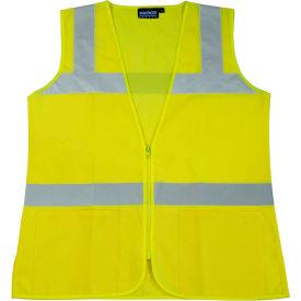 Aware Wear® S720 Class 2 Female Vest, 61918, Lime XL