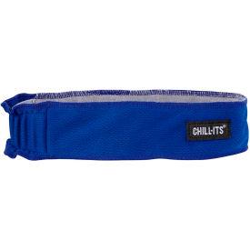 Ergodyne® Chill-Its® 6605 High-Performance Headband, Blue, One Size - Pkg Qty 6