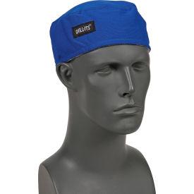 Ergodyne® Chill-Its® 6630 High-Performance Cap, Blue, One Size