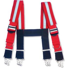 "Ergodyne® Arsenal® 5093 Quick Adjust Suspenders-Reflective, 30"""