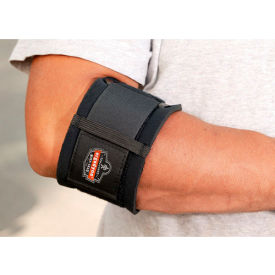 Ergodyne® ProFlex® 500 Elbow Support, Black, Medium