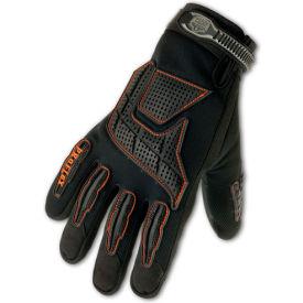 Ergodyne® ProFlex® 9015F(x) Cert. AV Glove w/ Dorsal Protection, Black, 2XL