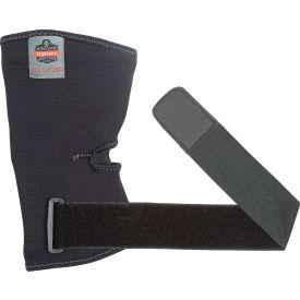 Ergodyne® Proflex® 655 Neoprene Elbow Sleeve with Strap, Black, Large