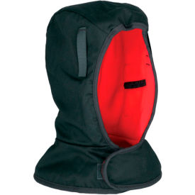 Ergodyne® N-Ferno® 6852 2-Layer Cold Series Winter Liner, Black/Red, One Size