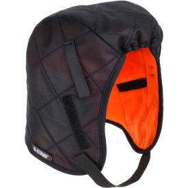 Ergodyne® N-Ferno® 6863 3-Layer Extreme Series Winter Liner, Black/Red, One Size