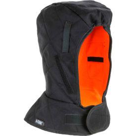 Ergodyne® N-Ferno® 6877 3-Layer Extreme Series Fr Winter Liner, Black, One Size - Pkg Qty 12