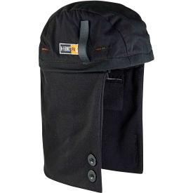 Ergodyne® N-Ferno® Two- Way FR Winter Liner, Shoulder, Black, 16885