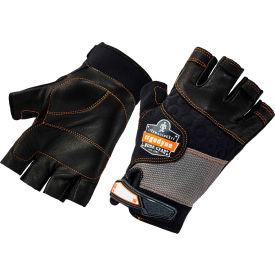 Ergodyne® ProFlex® 17784 901 Impact Gloves, Black, Large