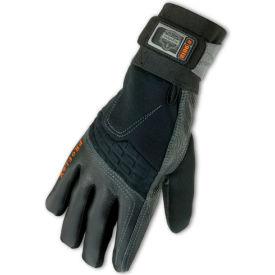 Ergodyne® ProFlex® 9012 Certified Anti-Vibration Glove, Black, Small