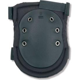 Ergodyne® ProFlex® 335HL Slip-Resistant Rubber Cap Knee Pad, Black Cap, 1-Pair