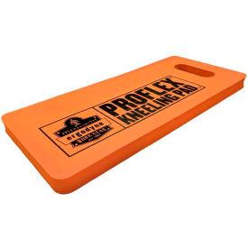 "Ergodyne® ProFlex® 375 Compact Kneeling Pad, 8"" x 18"", Orange"