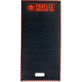 "ProFlex® 390 Kneeling Pad, Black, 18"" x 36"""