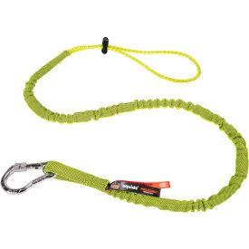 Ergodyne® Squids® 3100EXT Tool Lanyard, Lime, Extended - Pkg Qty 6