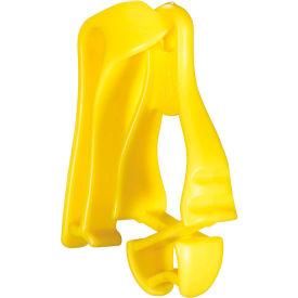 Ergodyne® Squids® 3405 Grabber With Belt Clip, Lime - Pkg Qty 6