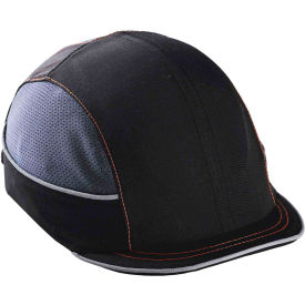 Safety Bump Cap with LED Brim Lighting Ergodyne Skullerz 8960 Long Brim Baseball Hat Style