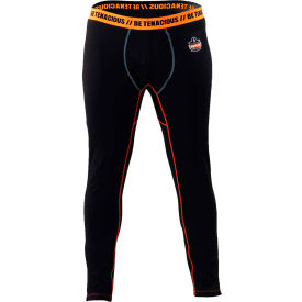 Ergodyne CORE Performance Work Wear™ 6480 Bottoms, Black, Large