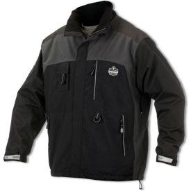 Ergodyne CORE Performance Work Wear™ 6465 Thermal Jacket, Black, Medium