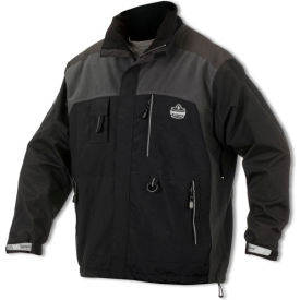 Ergodyne CORE Performance Work Wear™ 6465 Thermal Jacket, Black, 2XL