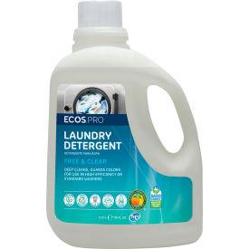 ECOS® Pro Free & Clear Laundry Detergent Liquid, 170 oz. Bottle, 2 Bottles - PL9371/02