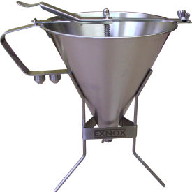 "Eurodib EX180014 - Sauce Funnel, Stainless Steel, 11"" Dia."