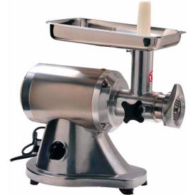 Click here to buy Eurodib Meat Grinder, 264 Lbs Per Hour 110V HM-12N.