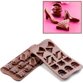 Silikomart SCG14 - Baking Mold, Fashion, Silicone, Makes 14 Pieces
