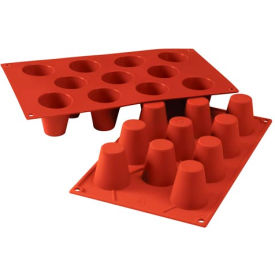 Eurodib/ Silikomart - Siliconflex Silicone Mold - Medium-Cylinder 1.77'' Dia.