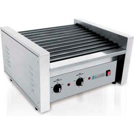 Eurodib SFE01600, Hot Dog Roller, Stainless Steel, 20 Hot Dogs, 120 Volt