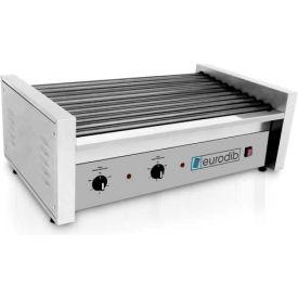 Eurodib Hot Dog Roller, 50 Hot Dog Capacity, 120V SFE01630 by